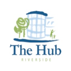 the hub riverside logo