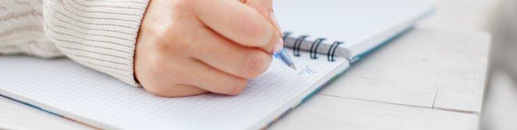 """Write An """"I'm Bored"""" List"""